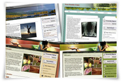 NYK Offers More New Chiropractic Website Themes, Website Design Chiropractic, DC websites