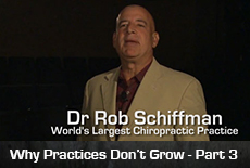 Schiffman - Why practices don't grow - part 3