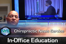 In-Office Education for Chiropractors
