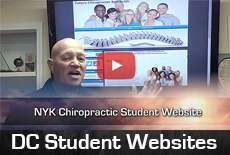 Websites for Chiropractic students